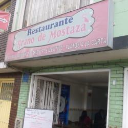 Restaurante Grano de Mostaza en Bogotá