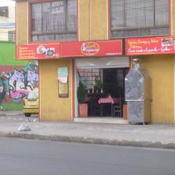 Restaurante El Gordo de la Esquina.com en Bogotá