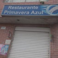 Restaurante Primavera Azul en Bogotá