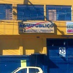 Admipublico en Bogotá