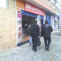 Adro Las golosinas del Mundo en Bogotá