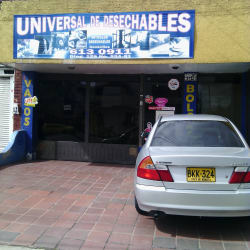 Universal de Desechables  en Bogotá