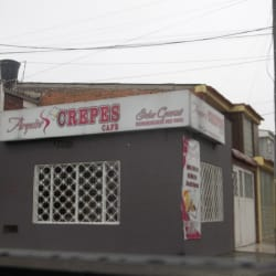 Arguito Crepes  Cafe en Bogotá