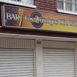 Bar Los 2 Amigos del Bachue en Bogotá