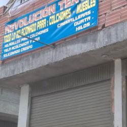 Revolucion Textil en Bogotá