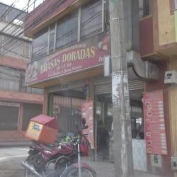 Brasas Doradas en Bogotá