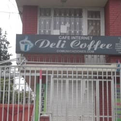 Cafe Internet Deli Coffe en Bogotá