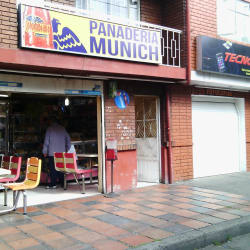 Panadería Munich en Bogotá