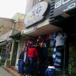 Pañalera Sag Baby's en Bogotá