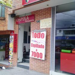 Ospina Peluqueria en Bogotá