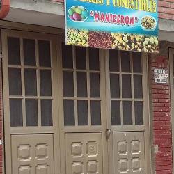 Cereales y Comestibles Maniceron en Bogotá