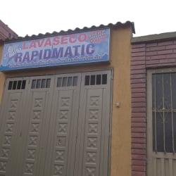 Lavaseco Rapidmatic en Bogotá