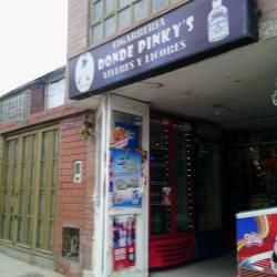 Cigarreria Donde Pinky's en Bogotá