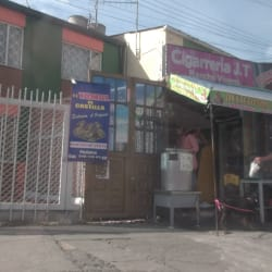 Cigarreria J.T en Bogotá
