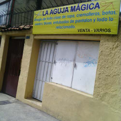 La Aguja Mágica en Bogotá