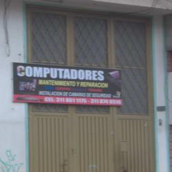 Computadores Mantenimiento y Reparacion en Bogotá
