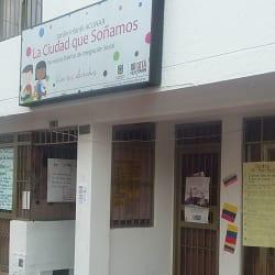 Jardin Infantil Acunar La Ciudad que soñamos en Bogotá