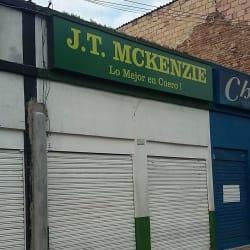 J.T. McKenzie en Bogotá