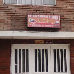 Intercomunicaciones c y e en Bogotá