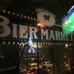 Bier Market en Bogotá