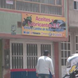 Aceites Lubricantes en Bogotá