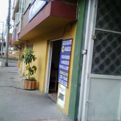 Restaurante Punto Amarillo en Bogotá
