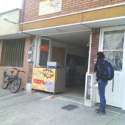 Are- Plop! Arepas Rellenas en Bogotá