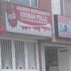 Asadero Krokan Pollo en Bogotá