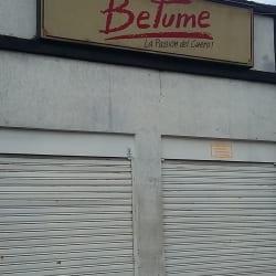 Betume en Bogotá