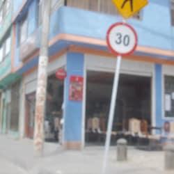 Panaderia Calle 40B con 87B en Bogotá