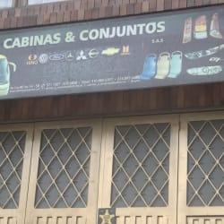 Cabina & Conjuntos en Bogotá
