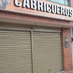 Cabricueros en Bogotá