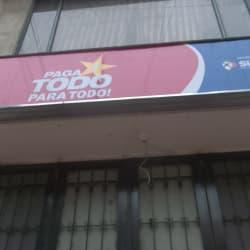 Paga Todo Para Todo Calle 15A con 81C en Bogotá
