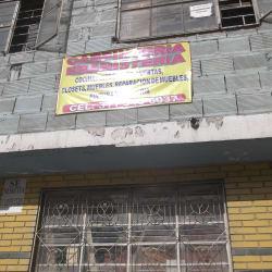 Carpintería Ebanisteria en Bogotá