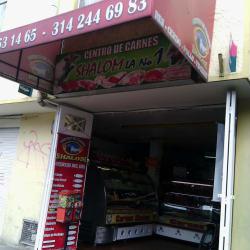 Centro De Carnes Shalom la Nº1 en Bogotá