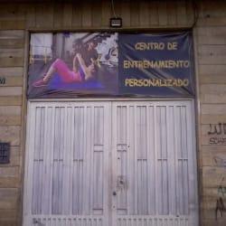Centro de entrenamiento personalizado en Bogotá