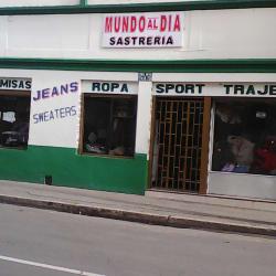 Mundo al Dia Sastreria en Bogotá