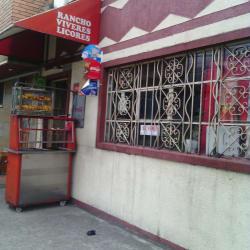 Cigarreria Doña Patty en Bogotá