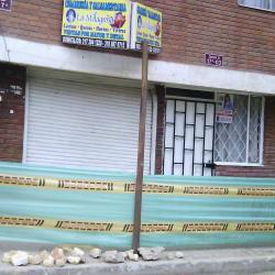 Cigarreria y Salsamentaria la Milagrosa en Bogotá