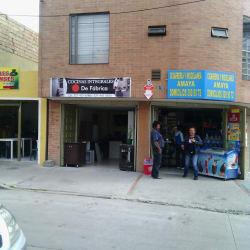 Cocinas Integrales  en Bogotá