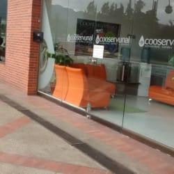 Cooservunal en Bogotá