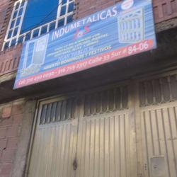 Indumetalicas J.S en Bogotá