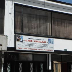 Indumetalicas Las Villas en Bogotá
