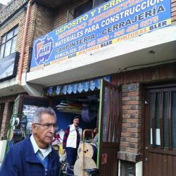 Deposito y Ferreteria Mundo Ferretero en Bogotá
