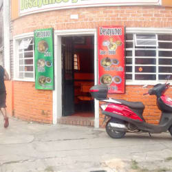 Desayunos y Almuerzos Calle 25F en Bogotá