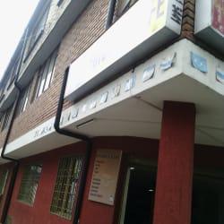 Panadería Fútbol y Café en Bogotá