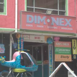Dim . Nex en Bogotá