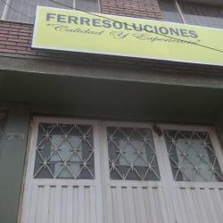 Ferresoluciones en Bogotá