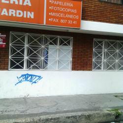 Droguería Ciudad Jardín en Bogotá