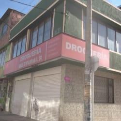Drogueria Multifarma.R en Bogotá
